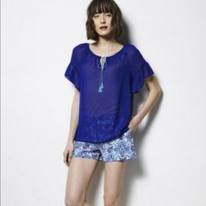 Milly Shear Top